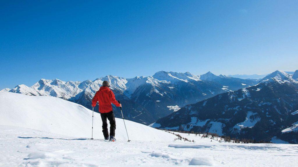 Skiurlaub im Winter im Passeiertal