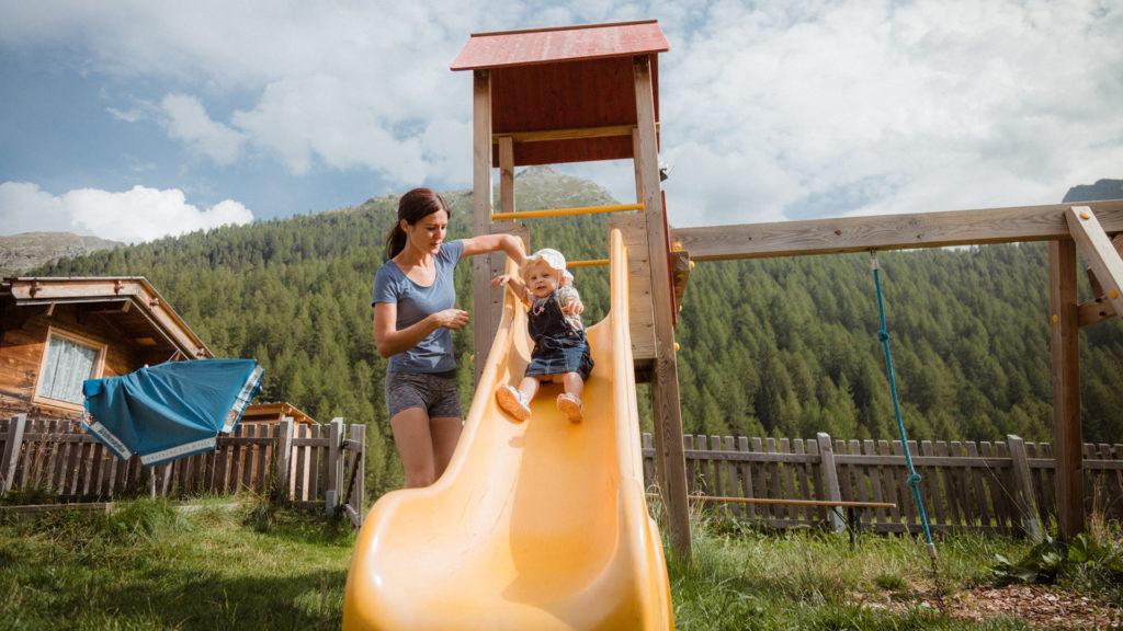 Spielplatz Kinderurlaub